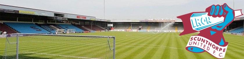 Scunthorpe United - Glanford Park