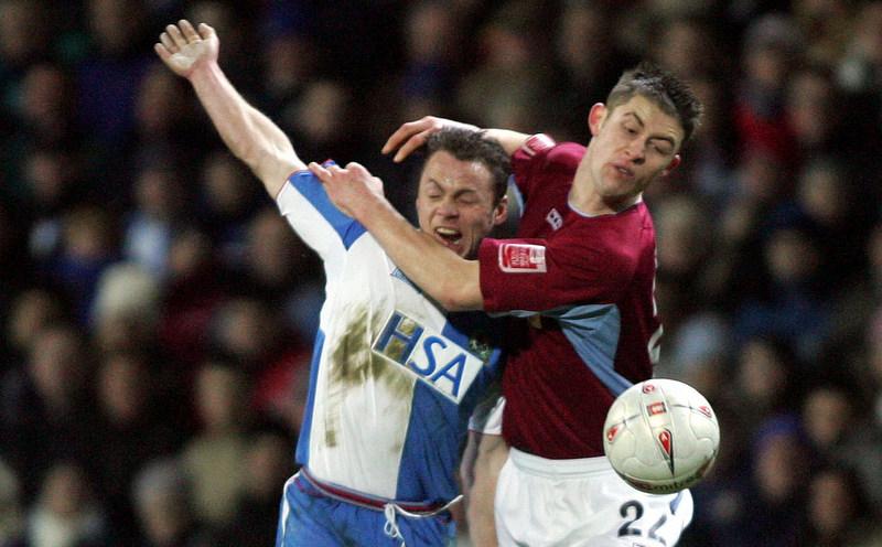Cahill Burnley 2005