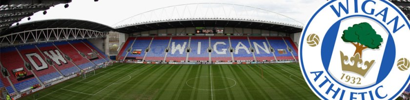 Wigan Athletic - DW Stadium